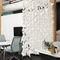 hanging office divider
