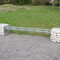 galvanized steel bike rack / original design / for public spaces