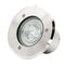 recessed floor spotlight / indoor / outdoor / LED