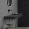 wall-mounted washbasin