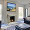 bioethanol fireplace / traditional / open hearth / floor-mounted