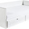 single bed / contemporary / child's / with drawer