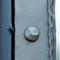 sliding patio door / wrought iron / double-glazed