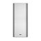 commercial soap dispenser / wall-mounted / aluminum / electronic