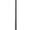 garden lamppost / contemporary / steel / LED