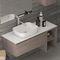 free-standing hand basin
