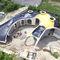 individual house / original design / concrete / energy-efficient