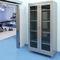 modular wardrobe / contemporary / steel / with swing doorsCUPBOARD INOX 1900x1000x500 mmEngineering Marketing