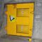 fire-rated industrial door