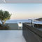 contemporary kitchen / engineered stone / stainless steel / aluminum