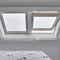 pivoting roof window / wooden / triple-glazed / quadruple-glazed