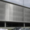 mesh cladding / stainless steel / textured / metal look