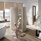 ceramic shower base / extra-flat