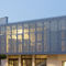 zinc-titanium ventilated facade