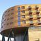 wooden cladding / natural / panel
