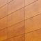 wooden cladding / natural / panel / brown