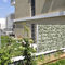 garden fence / for public spaces / wire mesh / steel