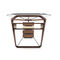 American walnut desk / contemporary / with storage / by Noé Duchaufour Lawrance