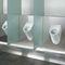 wall-mounted urinal / ceramic