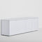 contemporary TV cabinet / lowboard / wooden