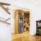 built-in wine cabinet