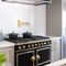 gas range cooker / electric / home