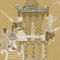 traditional wallpaper / fabric / patterned / scenic