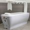 Vichy shower / stainless steel / horizontal / for spa