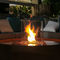 gas fire pit / stainless steel / COR-TEN® steel / contemporary