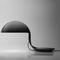table lamp / original design / painted aluminum / resin