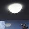 original design ceiling light / round / methacrylate / LED