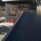 composite structural floor / galvanized steel