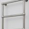 hot water towel radiator / electric / stainless steel / traditional