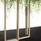 sliding partition / wooden / professional / decorative