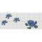 pool tile / for floors / porcelain stoneware / animal motif