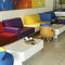 upholstery fabric / plain / Stamskin® / for outdoor use