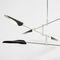pendant lamp / contemporary / aluminum / adjustable