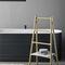 electric towel radiator / aluminum / original design / bathroom
