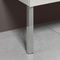 wall-hung washbasin cabinet / melamine / traditional