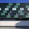 facade glass panel
