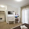 contemporary wardrobe / wooden / for hotel