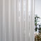 patterned glass panel / textured / for interior / colored