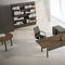 wooden office unit / 4-drawer
