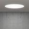 recessed ceiling light fixture / LED / fluorescent / round