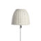 floor-standing lamp / contemporary / synthetic fiber / outdoor