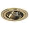 recessed downlight / LED / halogen / round