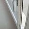 tilt-and-slide patio door / wooden / aluminum / double-glazed