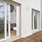 tilt-and-slide patio door / wooden / double-glazed / triple-glazed