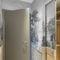 Oriental wallpaper / silk / nature pattern / panoramic