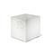 galvanized steel planter / COR-TEN® steel / square / contemporary